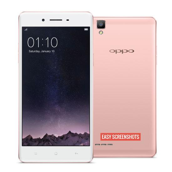 Guide to Take Long Screenshots on oppo f1, how to take screenshot on oppo f1, oppo f1 screenshot guide