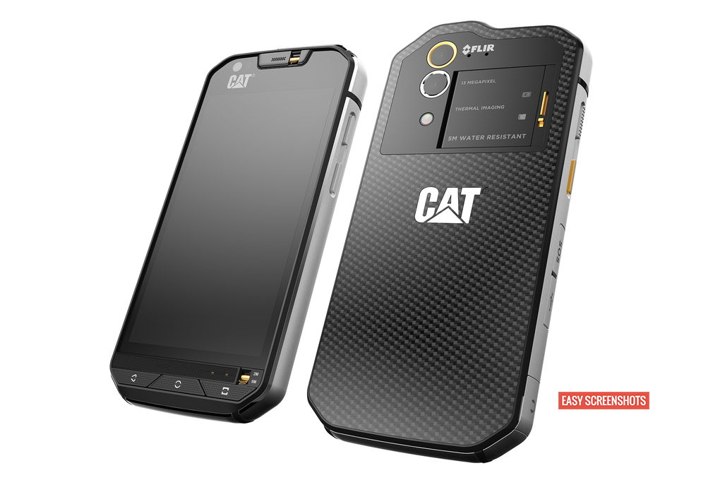 Easy Guide to Take Screenshot On Cat S60