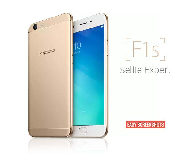 Take Screenshot on Oppo F1s, easy guide to take screenshot on Oppo f1s, hardware key combination to take screenshot on Oppo f1s