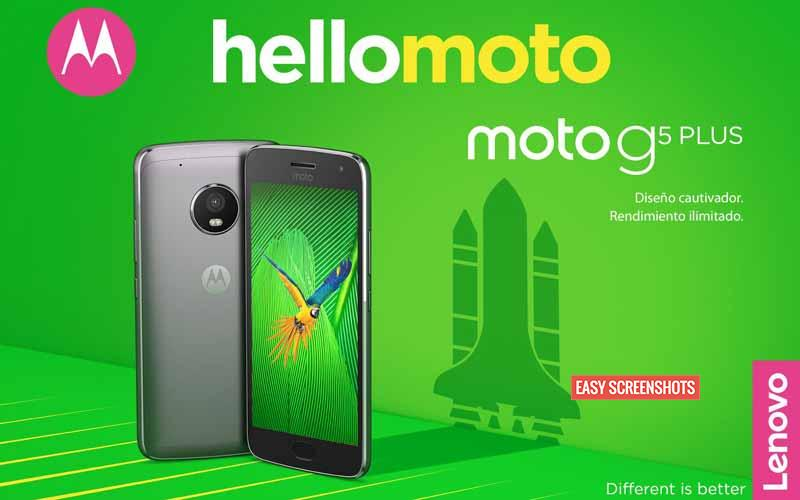 Best Methods to Take Screenshot on Moto G5 Plus