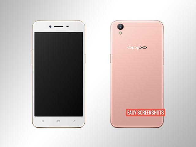 Best methods to take screenshot on Oppo A37